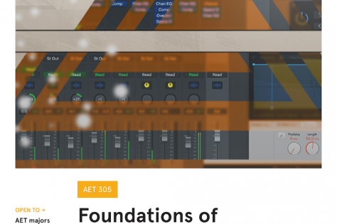 Foundations of Music Tech Poster