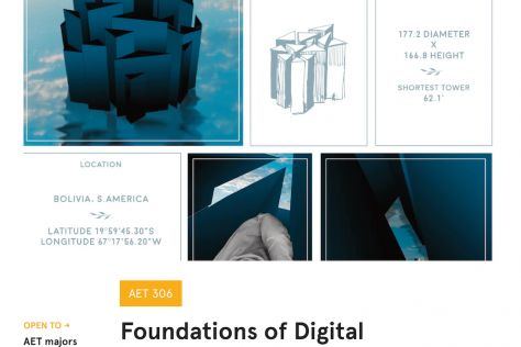 Foundations of Digital Imaging and Visualization Poster
