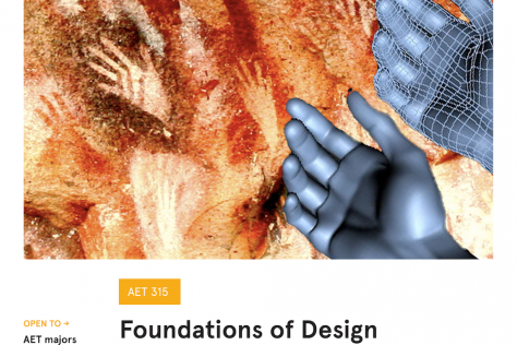 Foundations of Design and Visual Development Poster