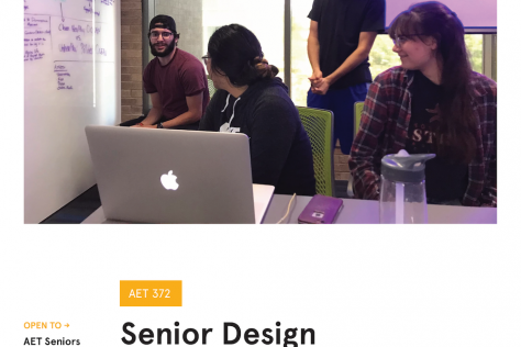 Senior Design Projects Poster