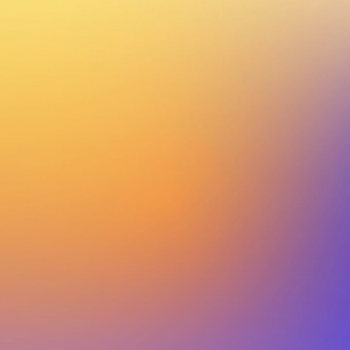 orange, yellow and purple color gradient