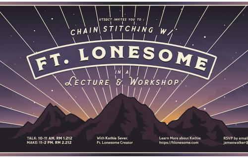 Ft. Lonesome Lecture and Workshop