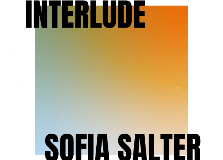 "text reads ""Interlude Sofia Salter"""