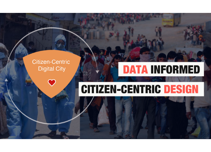 "Title Image: ""Data Informed Citizen-Centric Design"""