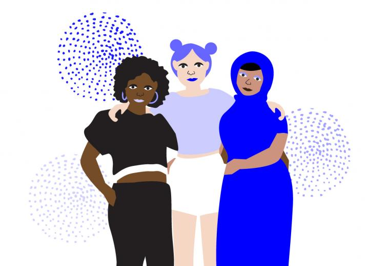 "Illustration for ""Confronting the Cultural Taboo with Design: Intimate Cosmetic Brand SAIB & Co."""
